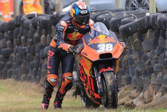 После аварии: Брэдли Смит, Red Bull KTM Factory Racing