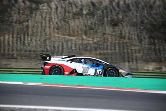 Lamborghini Huracan Super Trofeo Evo #117: RaceTronics, Brian Thienes