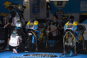 Estrella Galicia 0,0 Marc VDS garage