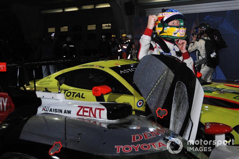 Winner Mike Conway, Toyota Gazoo Racing
