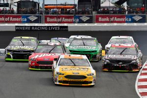Trevor Bayne, Roush Fenway Racing, Ford Fusion AdvoCare Rehydrate
