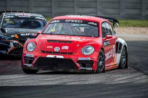 Скотт Спид, Volkswagen Motorsport