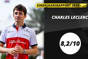 Eindrapport 2018: Charles Leclerc