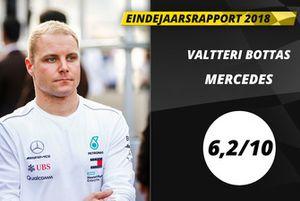 Eindrapport 2018: Valtteri Bottas, Mercedes