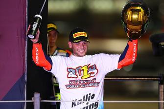 SSP: 2. und Weltmeister Sandro Cortese, Kallio Racing