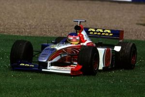 Jacques Villeneuve, British American Racing