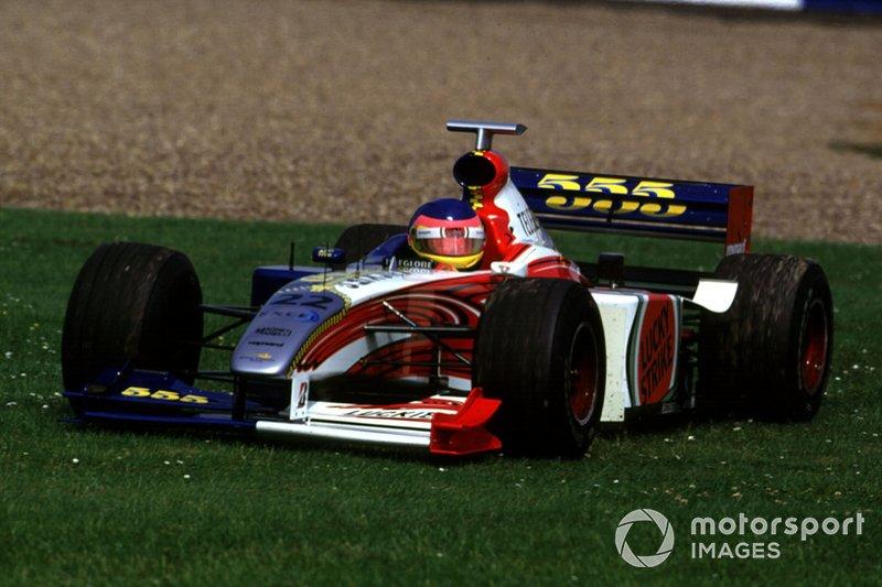 Jacques Villeneuve zu BAR (1999)