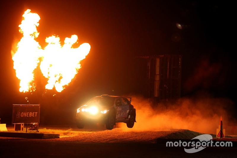 Jari Pekka Huttunen, Antti Juhani Linnaketo, Hyundai Motorsport Hyundai i20 R5