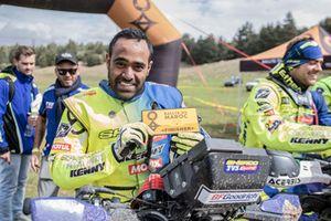 Abdul Wahid Tanveer, Sherco TVS