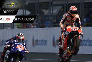 Motorsport Report: il GP della Thailandia