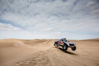 #300 X-Raid Mini JCW Team: Carloz Sainz, Lucas Cruz