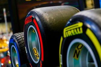Pneumatici Pirelli di F1