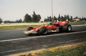Рейне Виселль, Lotus 72C