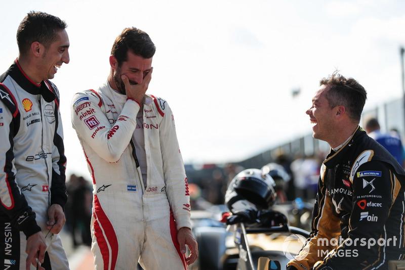 Andre Lotterer, DS TECHEETAH, Jose Maria Lopez, Dragon Racing, Sébastien Buemi, Nissan e.Dams