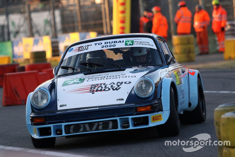 Beniamino Lo Presti, Fabrizio Sala, Porsche 911 SC