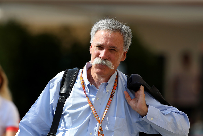 Chase Carey, Chief Executive Officer Formula One Group