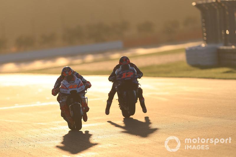 Jack Miller, Pramac Racing, Maverick Viñales, Yamaha Factory Racing