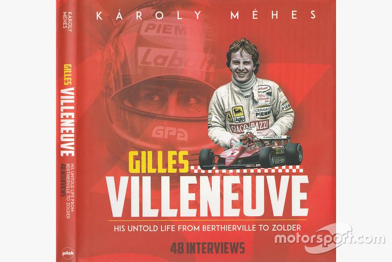 Presentación libro de Gilles Villeneuve