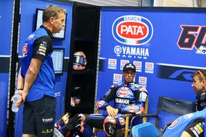 Paul Denning, team manager Pata Yamaha
