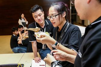 Infiniti Engineering Academy China Regional Final 2016