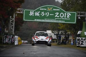 Yaris WRC Demo Run