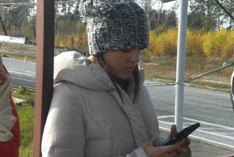 Софі Голан - перевірка соцмереж перед Брифінгом