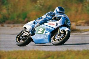 Christian Sarron, Yamaha