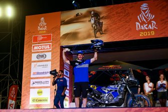 Podio: Yamaha Official Rally Team: Xavier De Soultrait