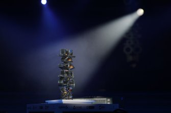 McLaren Shadow Project trofee
