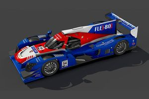 CORE autosport's Nissan-Ligier for Rolex 24 Hours at Daytona