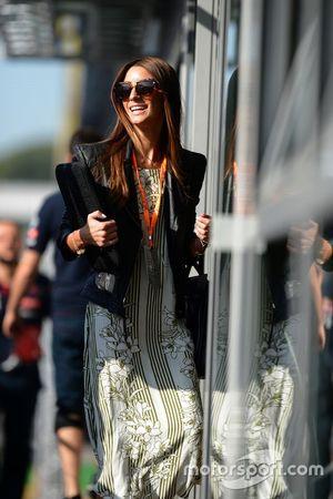Jemma Boskovich, Freundin von Daniel Ricciardo