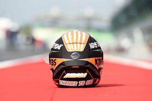 Casco de Adam Norrodin, Petronas Sprinta Racing