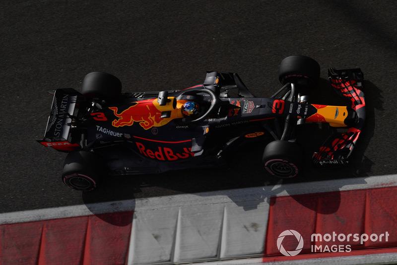 Daniel Ricciardo - 18 GP menés