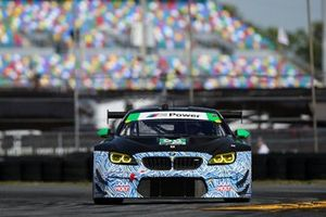 #96 Turner Motorsport BMW M6 GT3, GTD: Bill Auberlen, Robby Foley, Dillon Machavern, Jens Klingmann