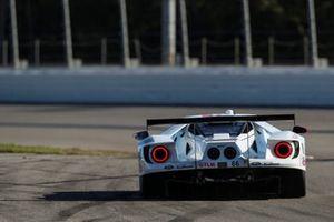 Джой Хенд, Дирк Мюллер, Себастьен Бурдэ, Ford Chip Ganassi Racing, Ford GT (№66)