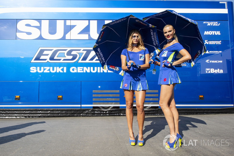 Lányok az Osztrák Nagydíjról - Red Bull Ring - MotoGP