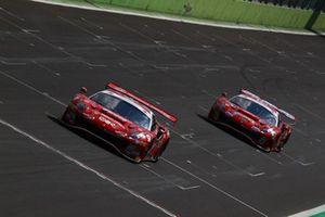 #72 Ferrari 488 Evo-GT3, Scuderia Baldini 27: Fuoco-Cheever