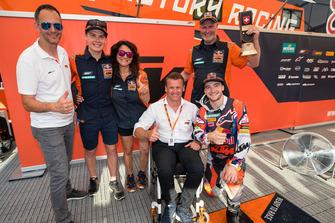 Pit Beirer en Jeffrey Herlings, Red Bull KTM Factory Racing