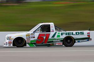 Harrison Burton, Kyle Busch Motorsports, Toyota Tundra Hunt Brothers Pizza\Fields