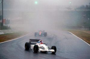 Ukyo Katayama, Tyrrell 022