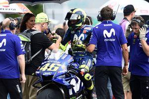 Valentino Rossi, Yamaha Factory Racing, Uchio