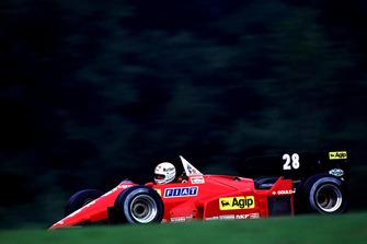 René Arnoux, Ferrari 126 C