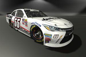 Stephen Leicht, J.P. Motorsports, Toyota Camry