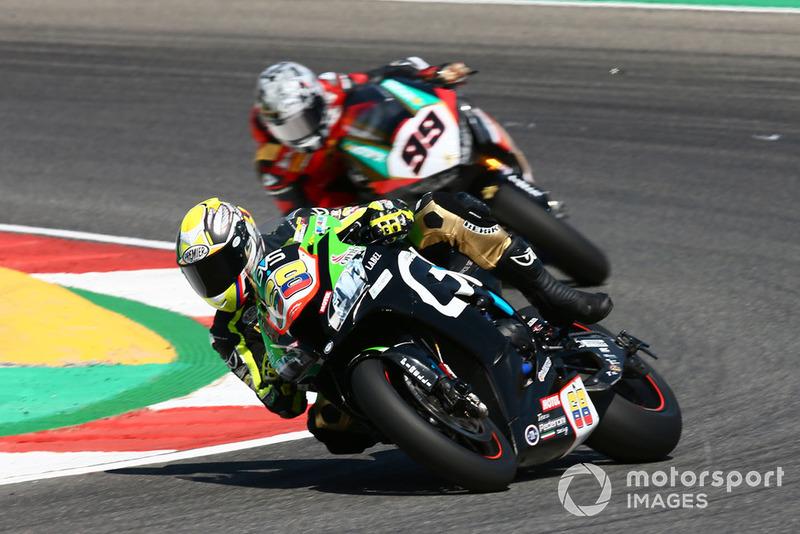 Yonny Hernandez, Pedercini Racing, PJ Jacobsen, Triple M Racing