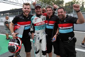 Jean-Karl Vernay, Leopard Lukoil Team Audi RS3 LMS TCR with the team