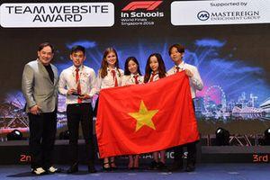 Vincitori del Team Website Award
