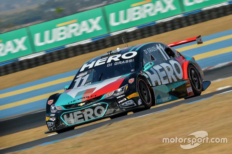 2018 - Stock Car Brasil - 3 vitórias