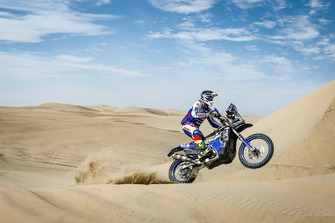 Xavier de Solutrait, Yamaha Racing