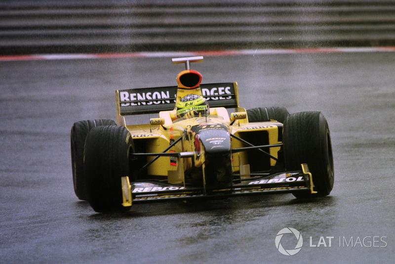 Ralf Schumacher, Jordan, 1998
