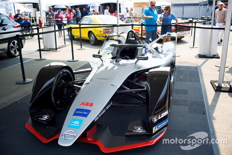 Nissan Gen2 Formula E